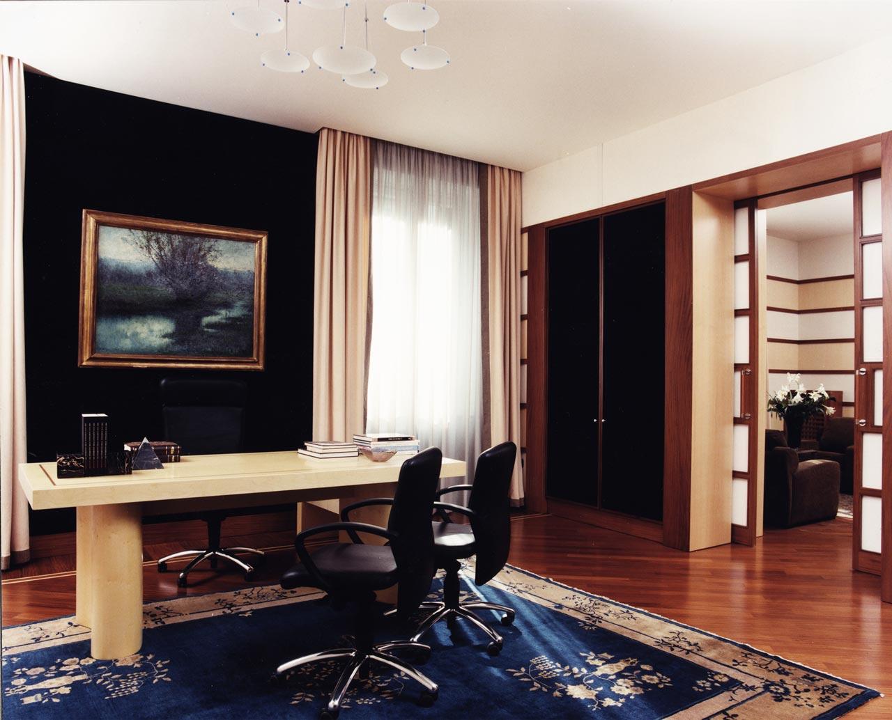 Corso Matteotti offices Milano – Stopino