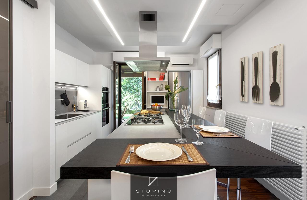Progettazione arredamento cucina a Vigevano - Arredamenti Stopino