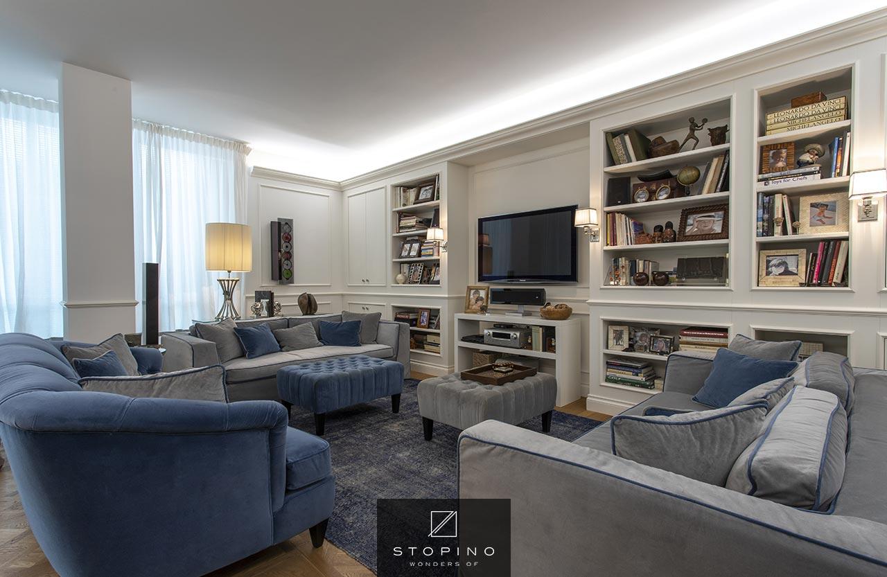 Arredamento appartamento a Milano, zona centro - Stopini Arredamento