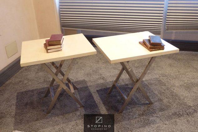 Tavolini pergamena