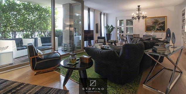 Appartamento a Milano Corso Como