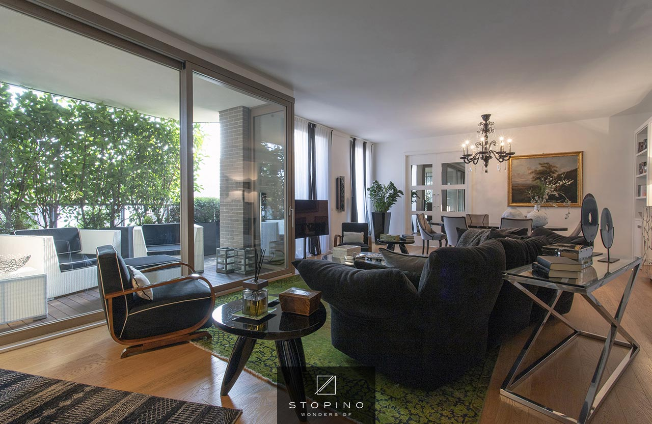 Appartamento a milano zona corso como stopino arredamenti